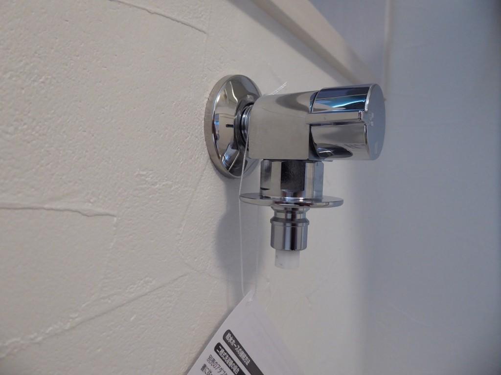 洗濯機用水栓